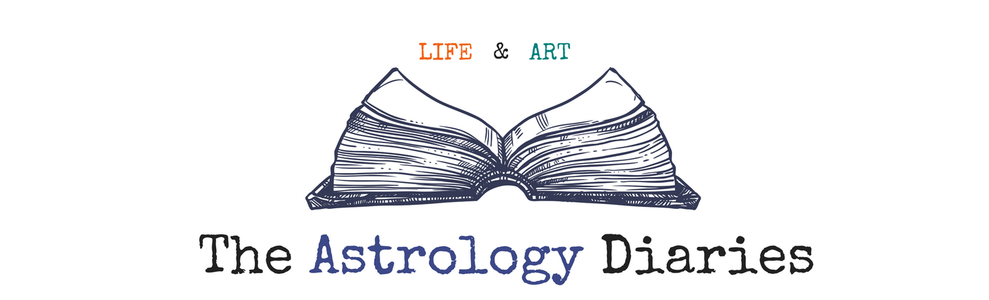 The Astrology Diaries logo